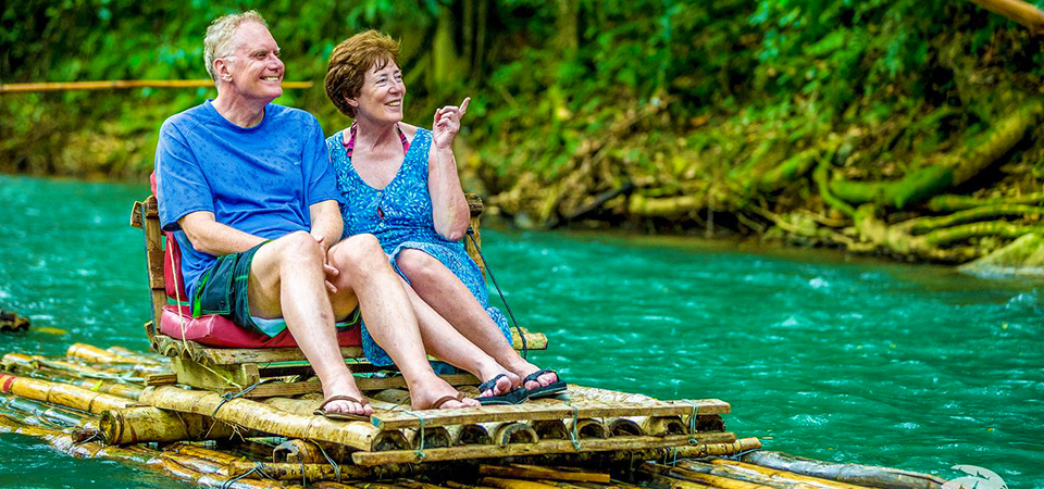 Martha Brae Bamboo Rafting Adventure
