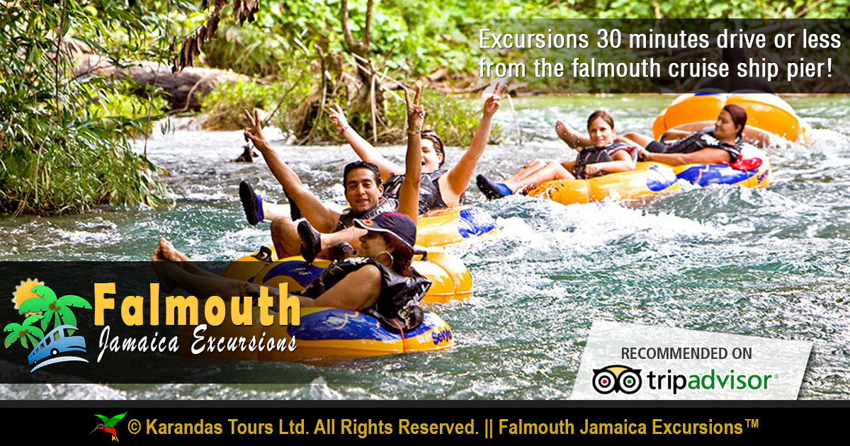 Falmouth Jamaica Excursions | 30 minutes drive or less from the falmouth cruise ship peir!